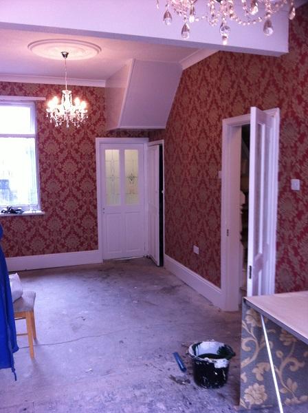 Internal Decoration Middlesbrough. internal decorating middlesbrough3   DAVIDSONS DECORATORS